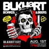 Stoked to finally announce the BLKHRT, Boards and Beer art show opening at 7pm on August 1st @blkhrtbarbershop Come out and see the aftermath of mixing art, skating, barber culture and of course beer. We will be posting updates from the different local artists participating such as @6gun @geturass2mars @gravitydoll @cgetzlaff @jaredblacklazer @orcustus @albert_dexx @alkaline_84 @seamosster @droopyroyale and Miguel Rojas! #BLKHaRTshow #BLKHRTbarbershop