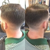 Lo-fade by @pix.13 #barberlife #cutthroat #pb #pacificbeach #sd #sandiego