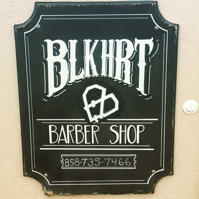 Holidays are coming on quick.  Don't wait to the last minute to book a haircut.  Call or text today 858-735-7466